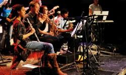 2013 Leerorkest concert - blazers1a