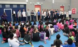 2013 sportklas sportdag basisschool1a
