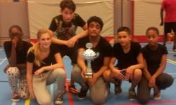 2014 basketbaltoernooi eerste plaats B1a