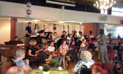 2015 OSB leerorkest met ouderen1a