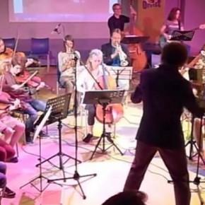 OSB Leerorkest ZO speelt gezellig slotconcert