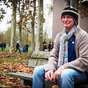 Bericht van overlijden van Werner de Haan