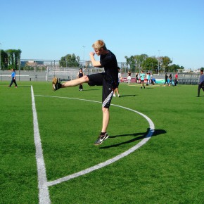 Jaarlijkse OSB sportdag examenklassen havo en vwo