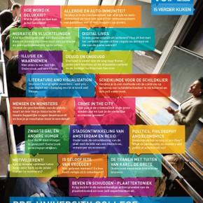 Pre-University College - de masterclasses voor vwo leerlingen