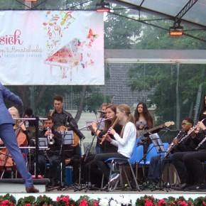 OSB Leerorkest ZO opent Klassiek op het Amstelveld