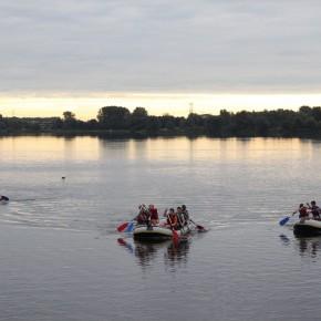 Watersporten met de sportklassen