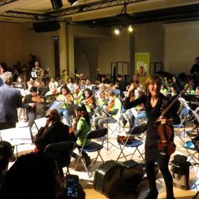 OSB Leerorkest ZO speelt weergaloos nieuwjaarsconcert