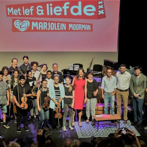 OSB Leerorkest ZO op de Universiteit van Amsterdam