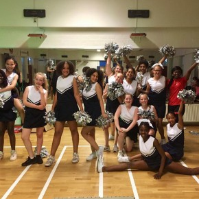 OSB cheerleaders zijn Amsterdams kampioen
