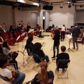 Kunstklas 3dd geeft op 11 juni concert