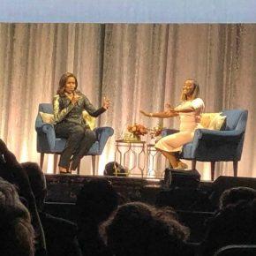 OSB bezoekt Michelle Obama
