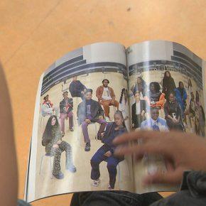 20 OSB-leerlingen in de Vogue!