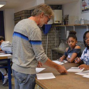 OSBplus les wiskunde en beeldend
